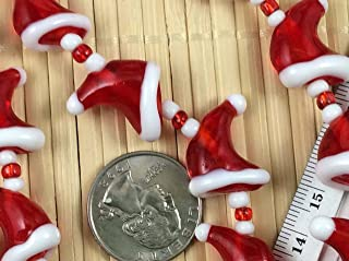 Best santa hat beads Reviews