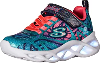 Skechers Unisex-Child Girls Sport Footwear, S, Lighted Sneaker