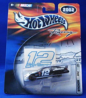 Hot Wheels Racing - 2002 - Ryan Newman - Alltel Ford Taurus - 1:64 Scale Die Cast Replica Race Car - NASCAR