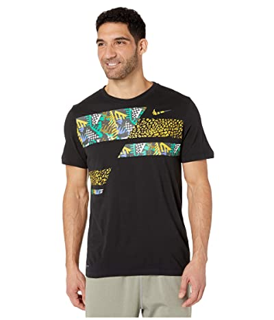 Nike Dry Tee Culture Clash (Black) Men