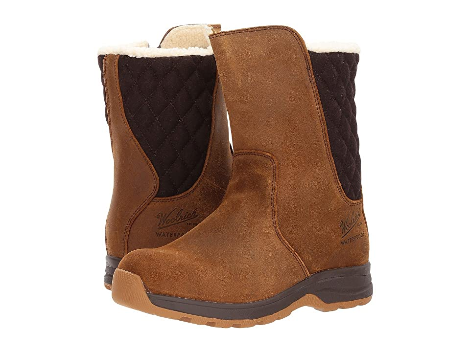 Woolrich Palmerton Trail (Toffee) Women