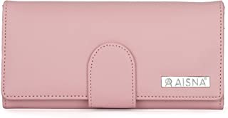 Aisna Women's Clutch (ASC-040)(Pink)