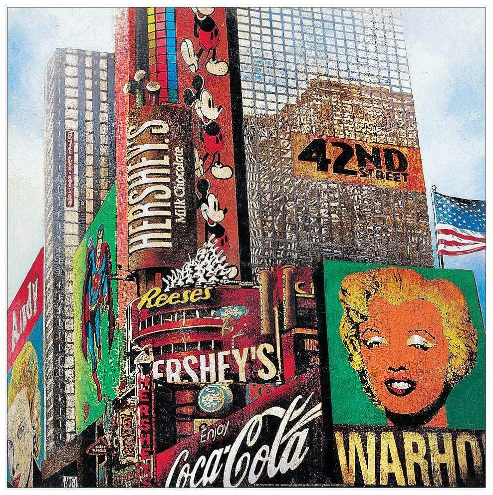 Artopweb TW22052 Decorative Panel, 27.5x27.5 Inch, Multicolored