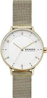 Skagen Women's RIIS Quartz Analog Stainless Steel Watch
