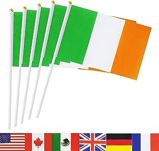 Best small irish flags Reviews