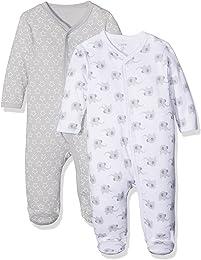 Pyjama Mixte bébé, lot de 2,