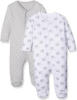 Pijama Unisex bebé, Pack de 2