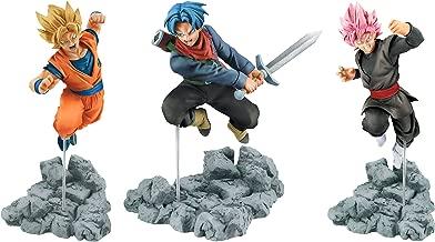 Banpresto DRAGON Ball Super Soul X Soul Figure Action Figure (Set of 3)