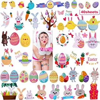 Best easter bunny tattoo Reviews