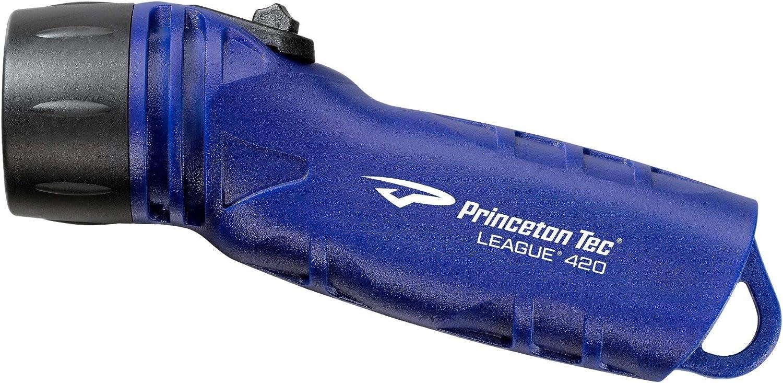 Neon Yellow LG4-NY Princeton Tec League LED Flashlight 420 Lumens