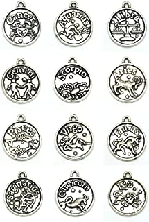 round charms for bracelets