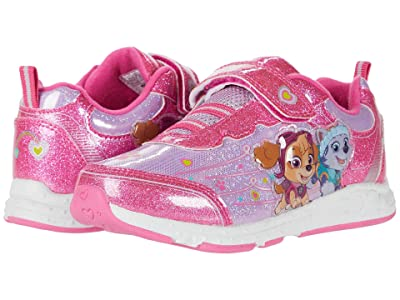 Josmo Kids Paw Patrol Sneaker (Toddler/Little Kid) (Pink/Purple) Girls Shoes