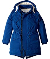 Burberry Kids - Finlay Coat (Little Kids/Big Kids)