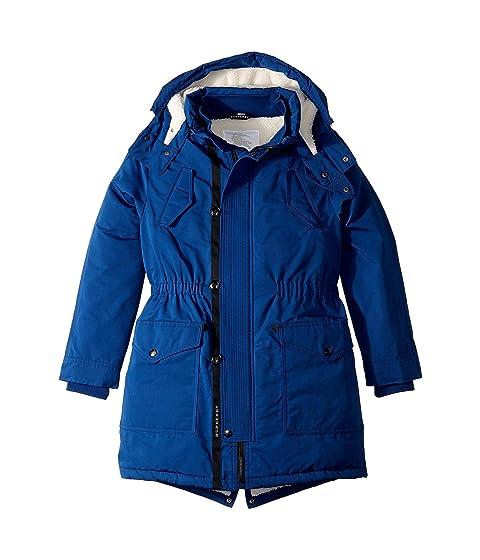 Burberry Kids Finlay Coat (Little Kids/Big Kids)