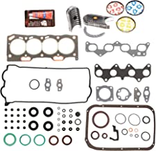 Evergreen Engine Rering Kit FSBRR2016EVE211 Fits 92-95 Toyota Paseo 1.5 DOHC 5EFE Full Gasket Set, 0.25mm / 0.010