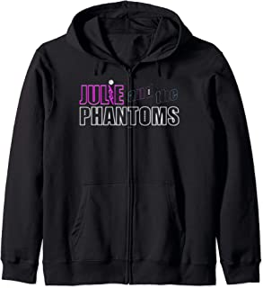 Julie And The Phantoms Neon Logo Sweat à Capuche