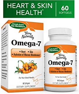 omega 7 dry mouth