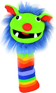 The Puppet Company - Knitted Puppet -Rainbow