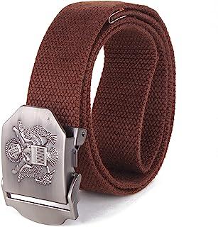 a0875cd2cb5 ZORO Men's cottan Black Belt Guarantee) - belts for mens - belts for men  casual