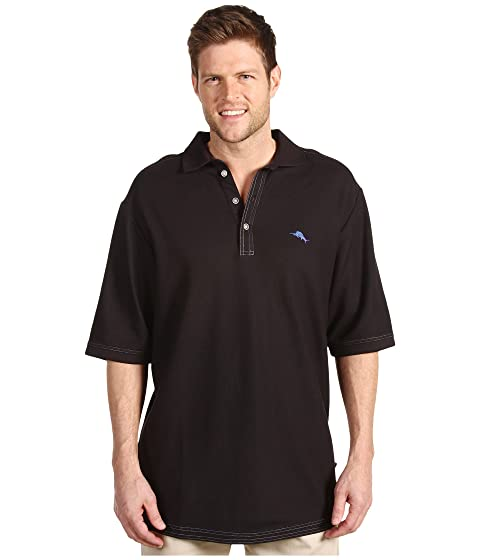 ac99fc71 Tommy Bahama Big & Tall Big & Tall Emfielder Polo Shirt at Zappos.com
