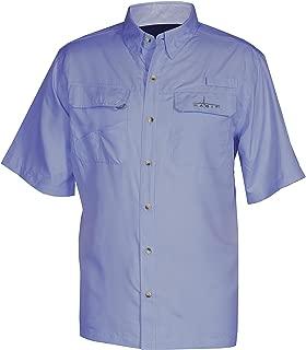 HABIT Men's Short Sleeve River Guide Shirt