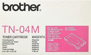 Brother TN-04M Toner Cartridge, Magenta