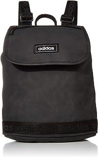 adidas Unisex Suede II Mini Backpack, Black, ONE SIZE