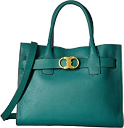 Tory Burch - Gemini Link Leather Tote