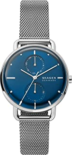 Skagen Women's Horizont Multifunction Watch with Steel or Leather Band