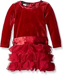 Baby Girls' High Drama Longsleeve Dress