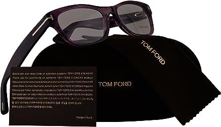 bb8321cbc278 Tom Ford FT5425 Eyeglasses 53-17-140 Shiny Violet Crystal w Demo Clear