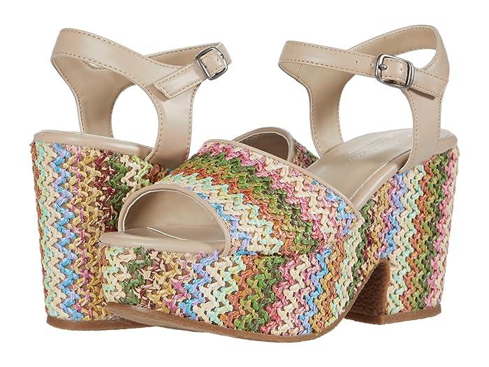 Vintage Sandals | Wedges, Espadrilles – 30s, 40s, 50s, 60s, 70s SKECHERS Heaters Multi Womens  Shoes $39.99 AT vintagedancer.com