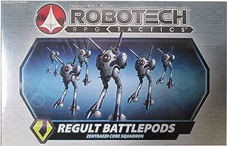 Zentraedi Regult Battlepods Board Game