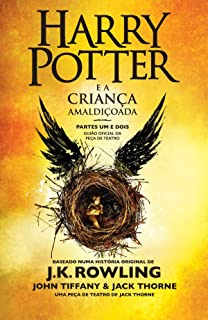 Harry Potter e a Criança Amaldiçoada - Partes Um e Dois: Guião oficial da peça de teatro (Portuguese Edition)