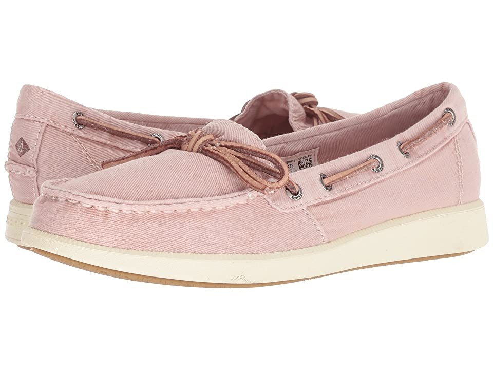 Sperry Oasis Canal Canvas (Rose Dust) Women