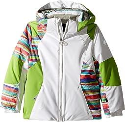 Spyder Kids - Bitsy Radiant Jacket (Toddler/Little Kids/Big Kids)