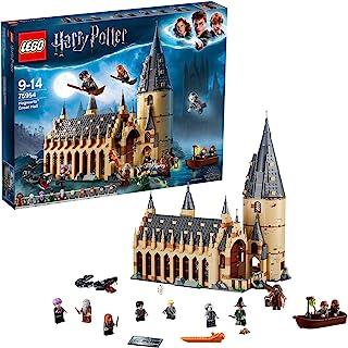 LEGO Harry Potter Hogwarts Great Hall Toy Building Set, Multi-Colour, 75954