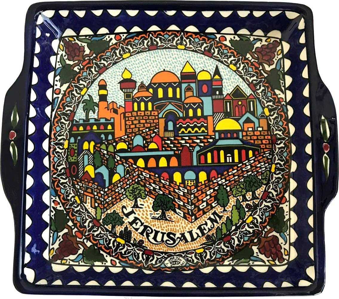 Holy Land Market Armenian Ceramic Sales of SALE items from Fashion new works Bread Ma square City Jerusalem