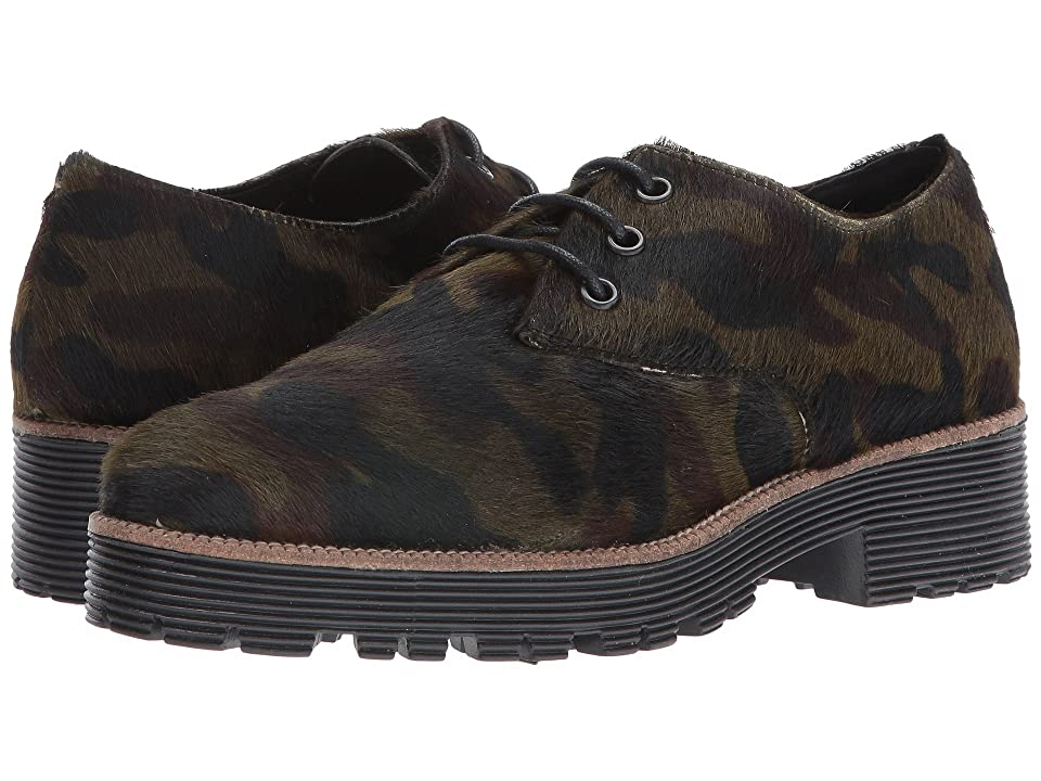 Shellys London Terrwyn Oxford (Camo) Women