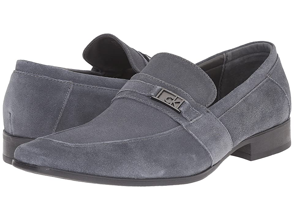 Calvin Klein Bartley (Grey Suede) Men