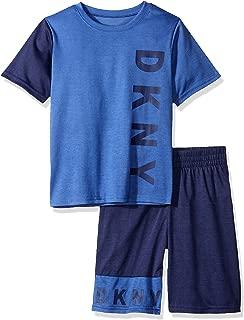 Boys Sleeve T-Shirt and Short Sleepwear Set