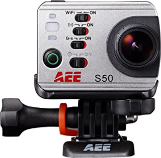 AEE S50, 8MP, Built in Wi-Fi, 100m Water Proof,1080p/60fps Video Recording