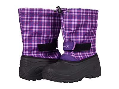 Kamik Kids Finley (Toddler/Little Kid/Big Kid) (Purple) Girl