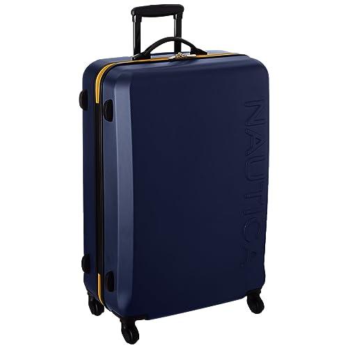 1cce5ba2556f Nautica Suitcase: Amazon.com