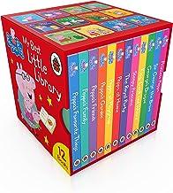 Peppa Pig - My Best Little Library (12 Board Books Set)