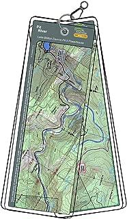 Pit River Map Set - California, Lake Britton Dam to Pit 5 Powerhouse