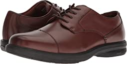 Melvin Street Cap Toe Oxford with KORE Slip Resistant Walking Comfort Technology