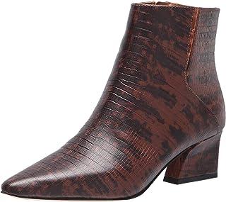 حذاء نسائي من Franco Sarto Sandria حتى الكاحل ، باللون الإسبريسو ، 6