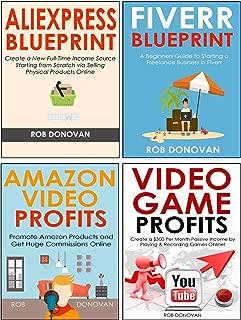 Ultimate Entrepreneur's Set Up (2016): Amazon Video Profits,Video Game Profits, Aliexpress Blueprint & Fiverr Blueprint
