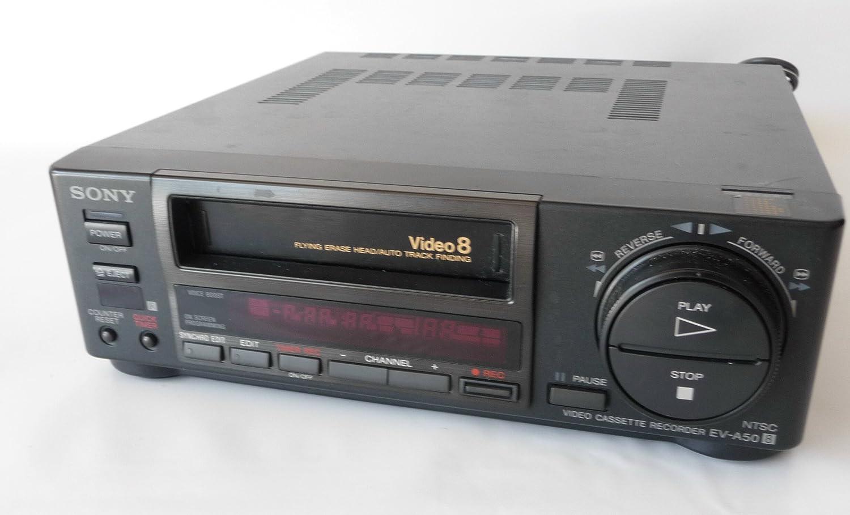Sony EV-A50 8mm VCR
